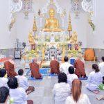 วันหยุดสิ้นปีนี้ แขวนโคมบูชาไหว้พระศักดิ์สิทธิ์ ขอพร วัดสุทธาวาส วิปัสสนา